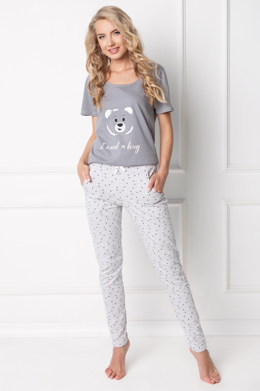 Huggy Bear Long Grey SL-GRA