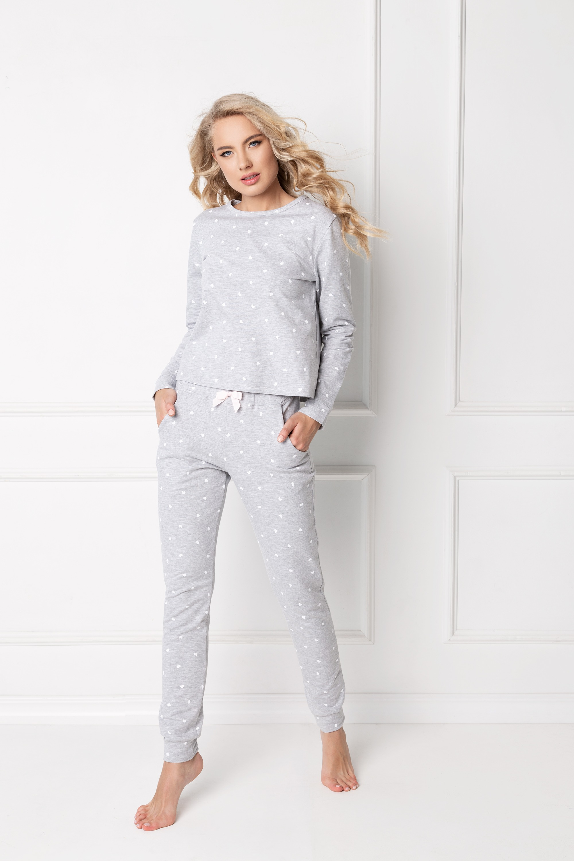 Dres Hearty Set Grey-GRA
