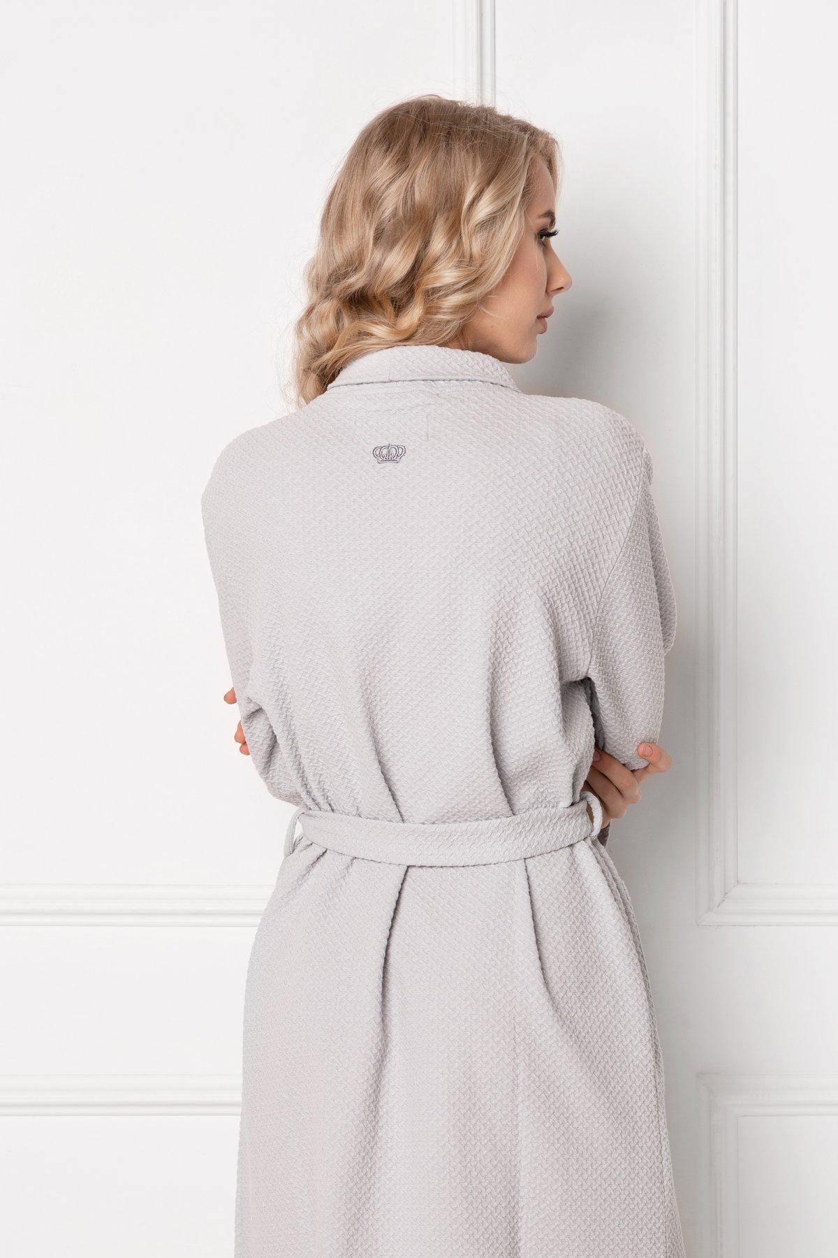 Marshmallow Grey Long-GRA