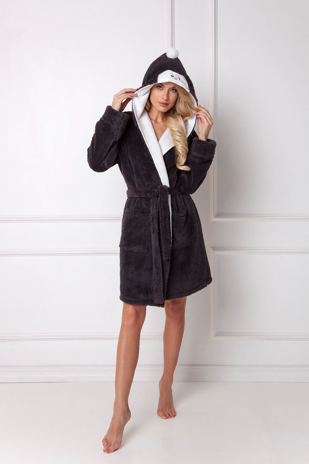 Bathrobe Arctic Peggy-DARGRA