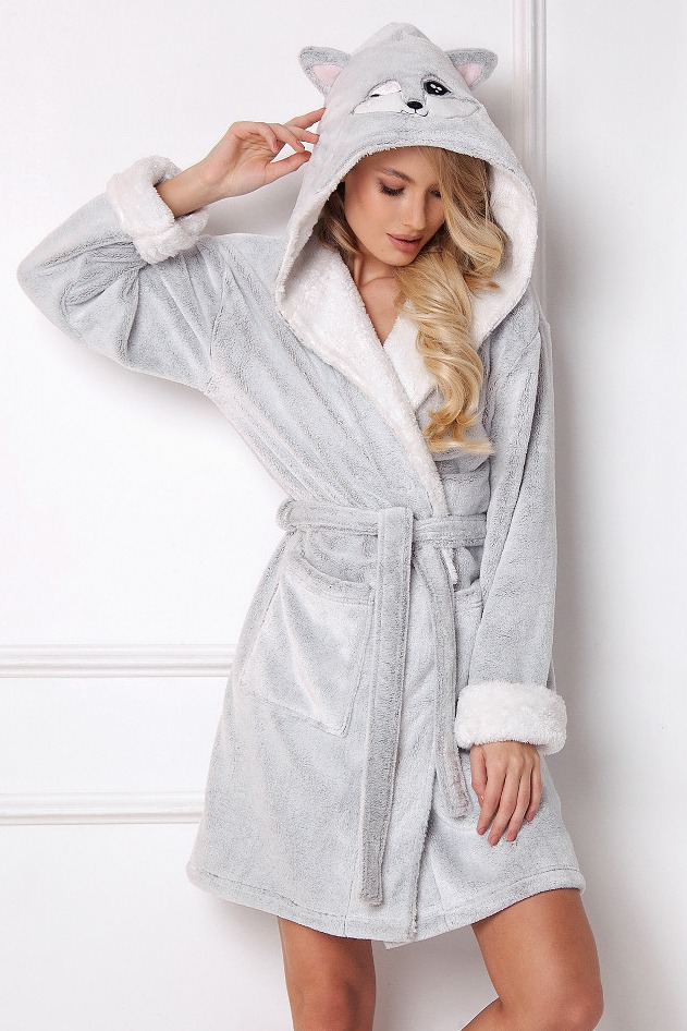 Trixie Bathrobe-GRA