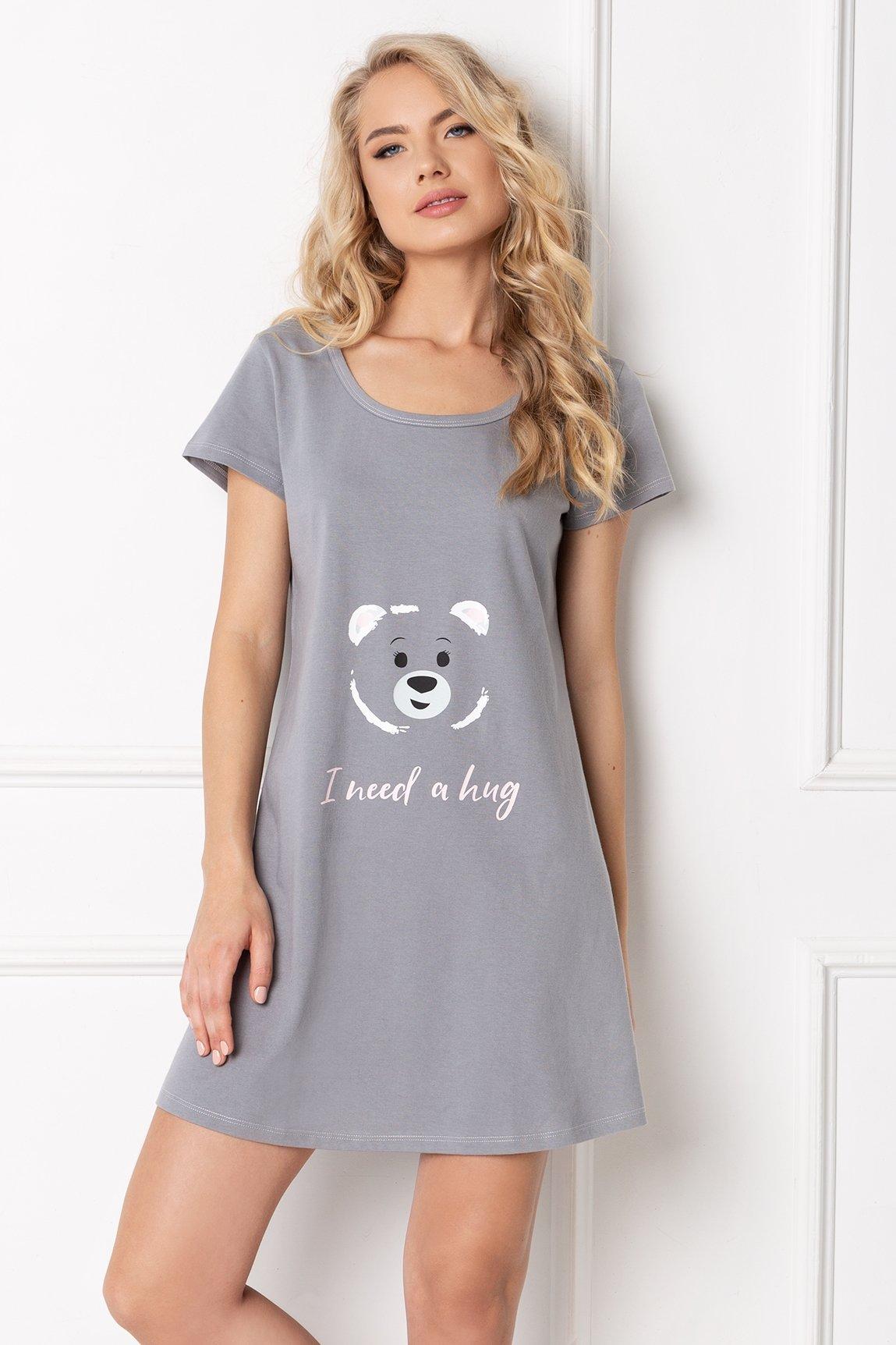 Huggy Bear Grey-GRA