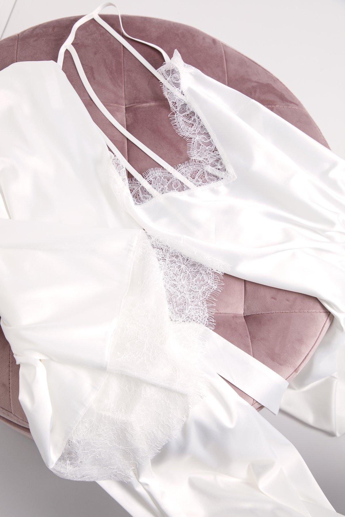 Brenna Nightdress-WHI