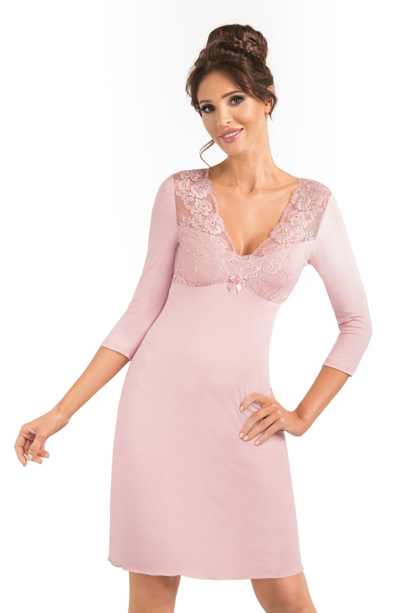 Simone II Powder Pink-LIGPIN