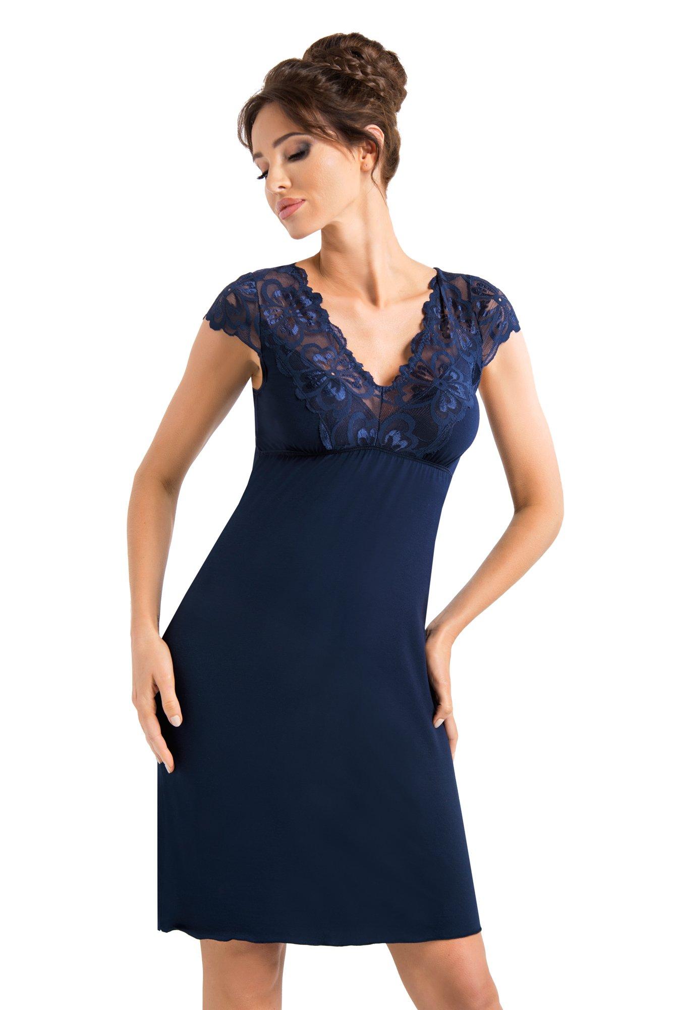 Romina Dark Blue-DARBLU