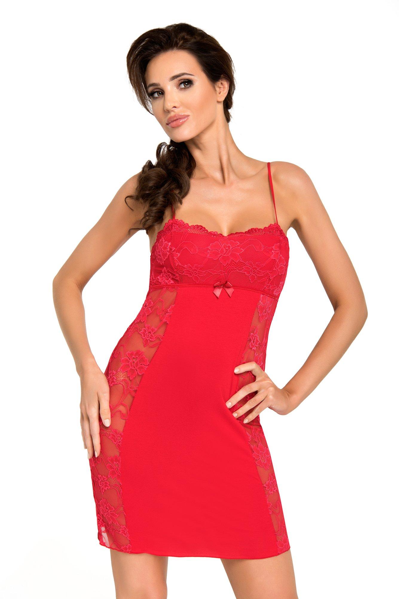 Brigitte II Red-RED