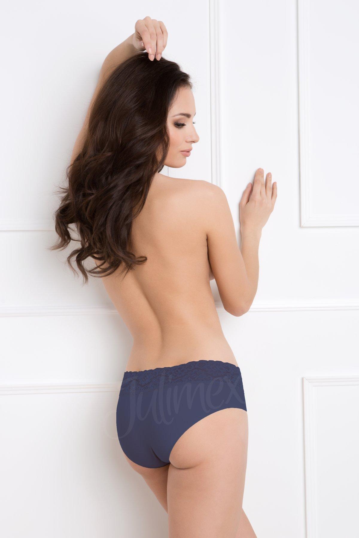 Kalhotky Julimex Hipster panty Tmavě modrá XL