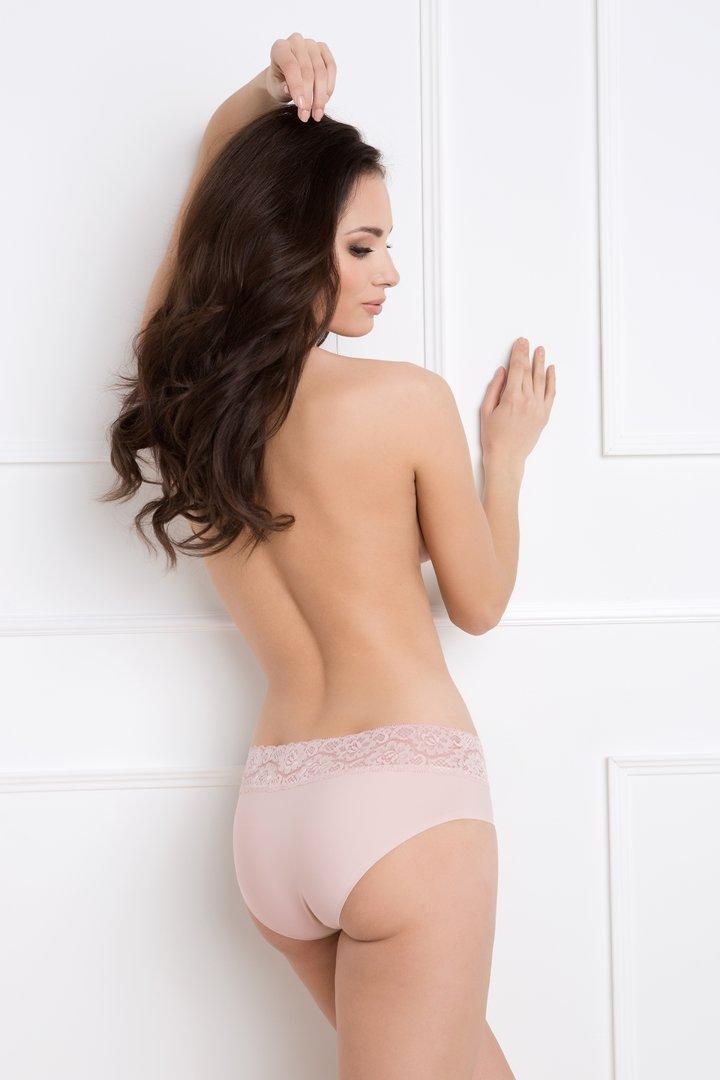 Kalhotky Julimex Hipster panty Světle růžová XL
