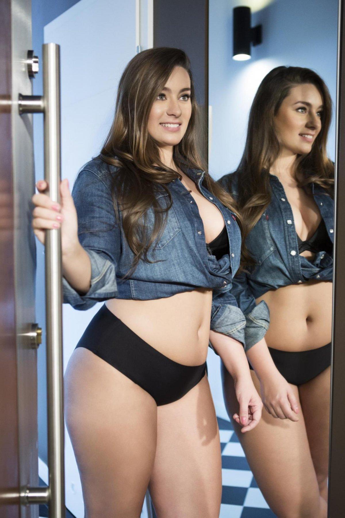 Simple panty-BLA
