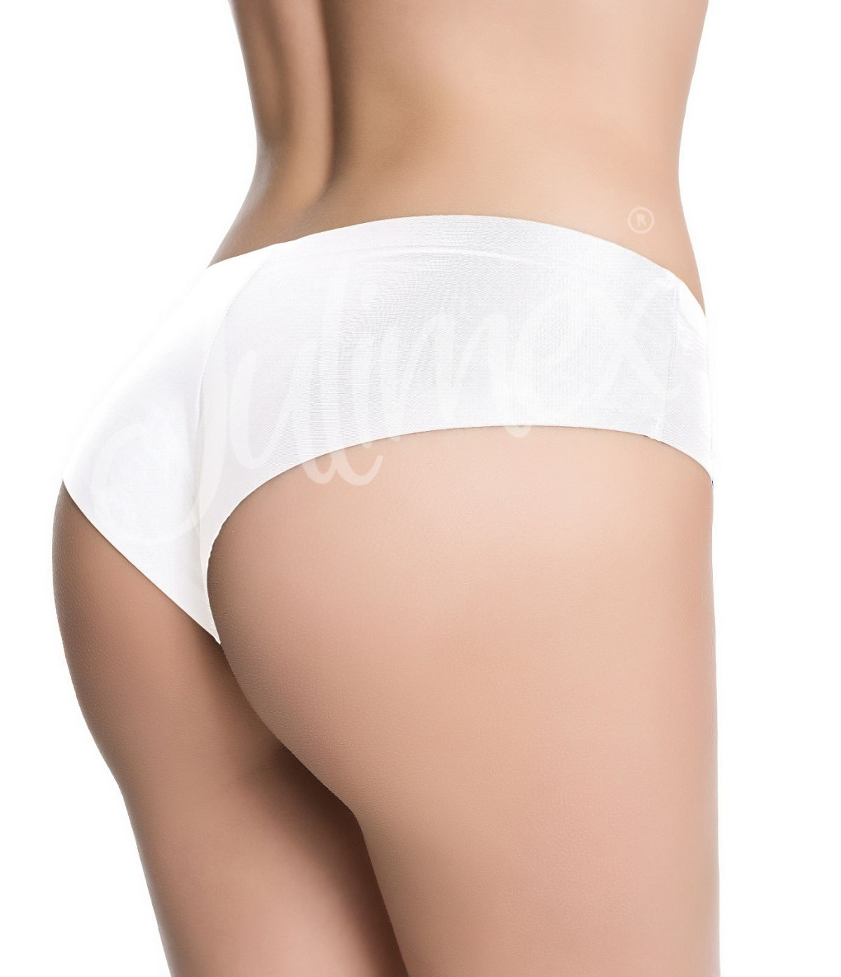 Bootie panty-WHI