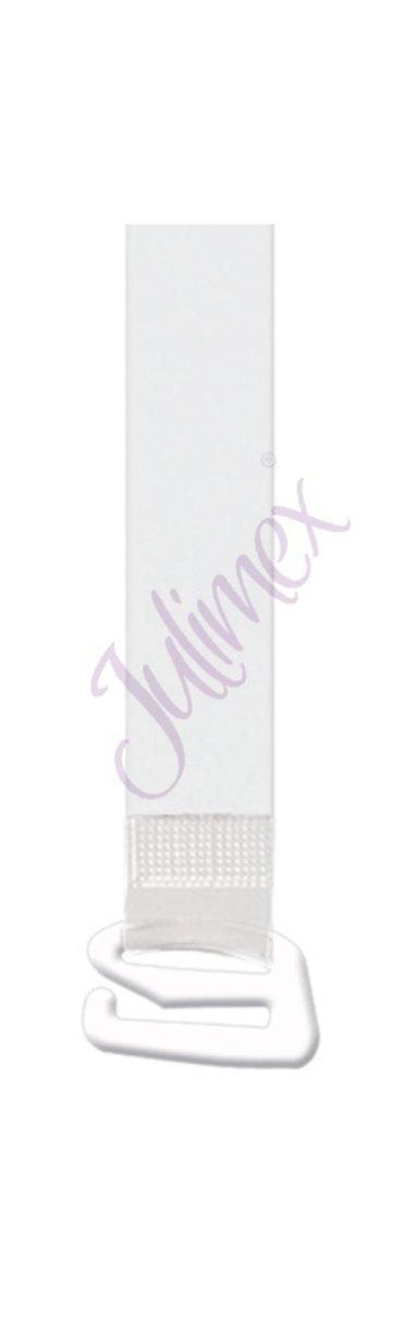 Silikonová ramínka (RT-102) 12 mm kov-TRA