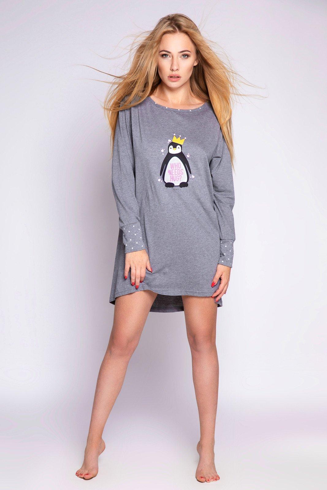 Pinguino s dlouhým rukávem-GRA
