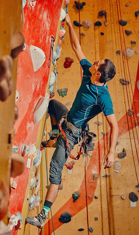 Climbing-