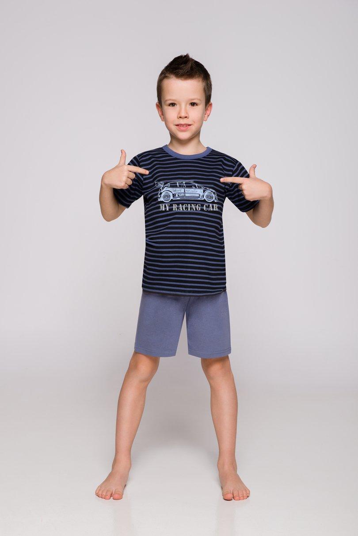 Chlapecké pyžamo 390-gGrafit