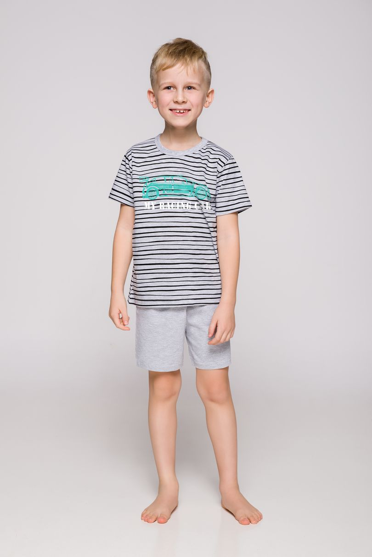 Chlapecké pyžamo 390-GRA